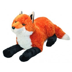 Red Fox Jumbo  Extra Large stuffed plush toy by Wild Republic $7.95 Postage