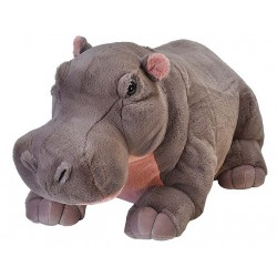 Hippo Jumbo  Extra Large stuffed plush toy by Wild Republic $7.95 Postage