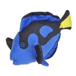 Blue Tang Fish by Wild Republic
