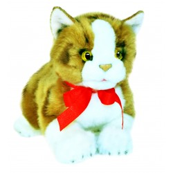 Ginger Cat Plush Toy Cat by...