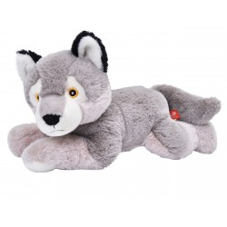 Wolf Plush Stuffed Toy...