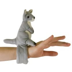Grey Kangaroo Snapband...
