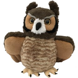 Great Horned Owl Cuddlekins...