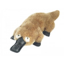 Platypus Tucker Plush Toy by Bocchetta Plush Toys
