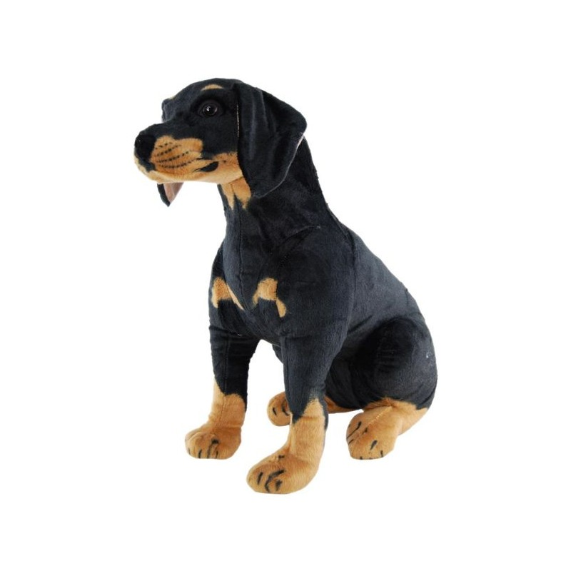 Rottweiller Plush Toy Extra large from Elka
