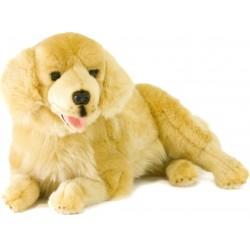 Golden Retriever Lucky soft toy by Bocchetta Plush Toys
