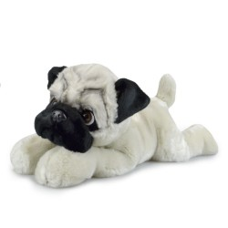 Pug Plush Stuffed Toy 76cm...