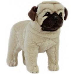 Pugley Pug plush toy dog from Bocchetta