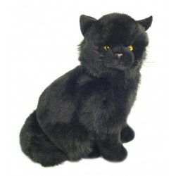 Black Cat Crystal plush toy by Bocchetta Plush Toys