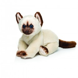 Himalayan Cat Large Plush Toy by Nat & Jules