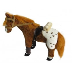 Appaloosa Horse Gypsy by Bocchetta Plush Toys