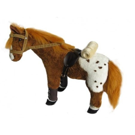 Appaloosa Horse Gypsy by Bocchetta Plush Toys