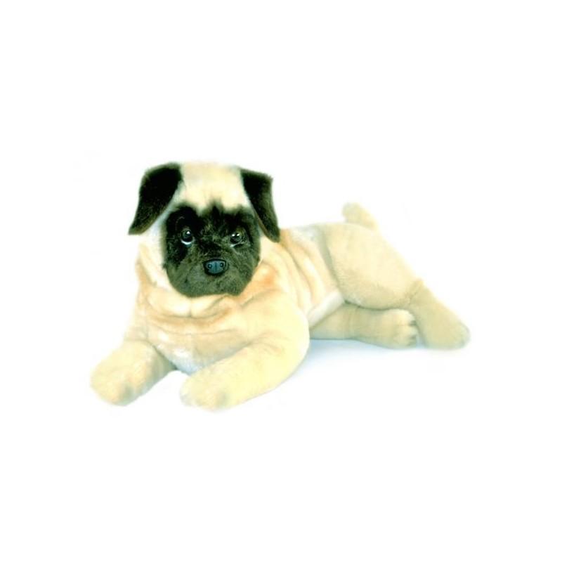 Pug Kaos plush toy by Bocchetta Plush Toys
