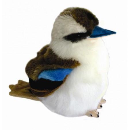 Kookaburra Hillary soft toy by Bocchetta Plush Toys