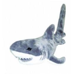Shark Great White Plush Stuffed Toy Arctic by Bocchetta