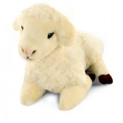Sheep Lola plush toy by Bocchetta Plush Toys