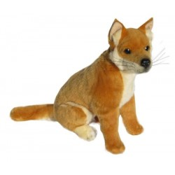 Dingo Arnie plush toy by Bocchetta Plush Toys