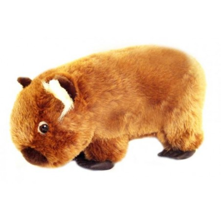 Wombat Margherita soft toy by Bocchetta Plush Toys