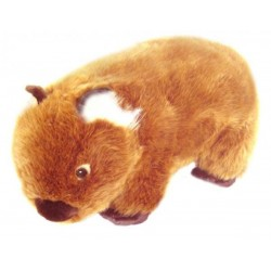 Wombat Matilda plush toy by Bocchetta Plush Toys