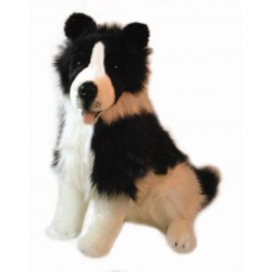 Border Collie Tommy plush toy by Bocchetta Plush Toys