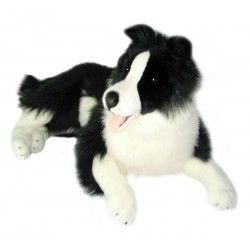 Border Collie Oscar plush...