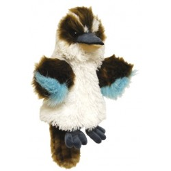 Kookaburra Puppet with Sound Chip plush toy by Elka
