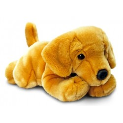 Labrador Monty 30cm Stuffed Plush Toy by Keel Toys UK