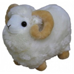 Sheep Macarthur Ram small plush toy by Elka