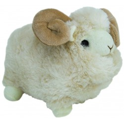 Sheep Macarther Ram Medium plush toy by Elka