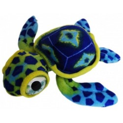 Turner Turtle Blue Mini plush toy by Elka