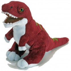 Dinosaur Mini T-Rex (Tyrannosaurus Rex) by Wild Republic