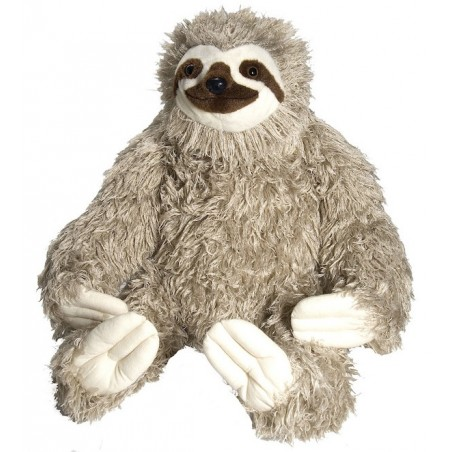 Three Toed Sloth Jumbo  Extra Large stuffed plush toy by Wild Republic $7.95 Postage