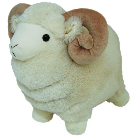 Sheep Macarthur Ram Large plush toy by Elka