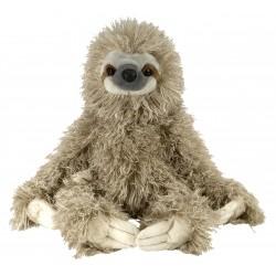 Three Toed Sloth Cuddlekins plush stuffed toy by Wild Republic