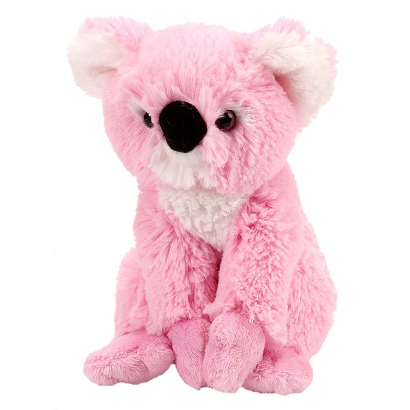Hug'ems Pink Floppy Koala plush toy by Wild Republic