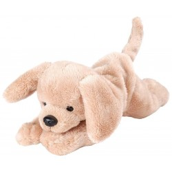 Yellow Labrador Paws & Claws stuffed toy by Wild Republic