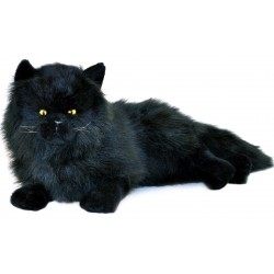 Black Cat Onyx plush toy by Bocchetta