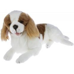 Cavalier Izzy soft toy by Bocchetta