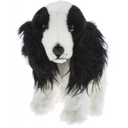 Cocker Spaniel Dog Ziggy plush stuffed toy by Bocchetta Plush Toys