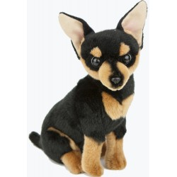 Chihuahua Dog Taco plush stuffed toy by Bocchetta Plush Toys