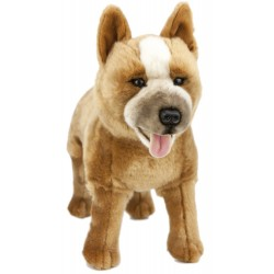 Red Cattle Dog Jessie plush stuffed toy by Bocchetta Plush Toys