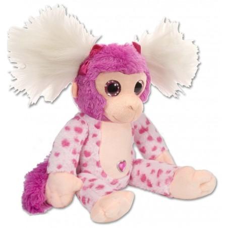 Monkey Sweet and Sassy plush stuffed toy by Wild Republic