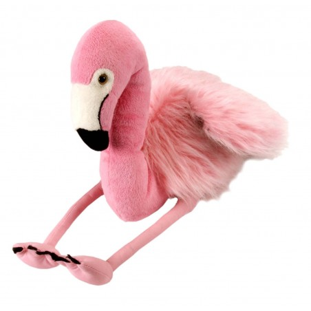 Pink Flamingo plush stuffed toy by Wild Republic