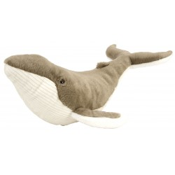 Whale Humpback Grey plush...