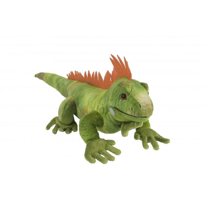 Iguana plush stuffed toy by Wild Republic