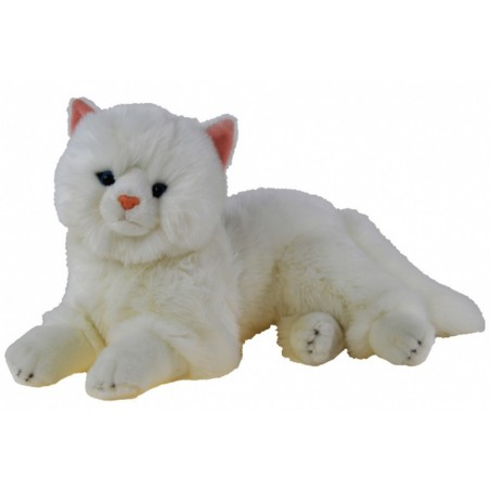 White Cat Mittens by Elka- Large
