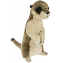 Meerkat Igor plush toy by Bocchetta