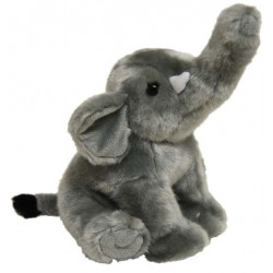 Elephant Sitting Ella by Elka Toys