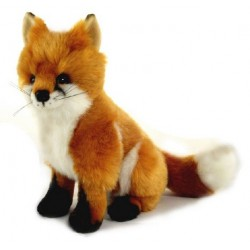 Fox Reynard Plush Toy by Bocchetta