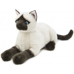 Siamese Cat Amelia by Bocchetta Plush Toys